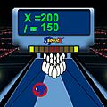 "Click here to play the Flash game ""Sonic the Hedgehog: SonicX Bowling"""
